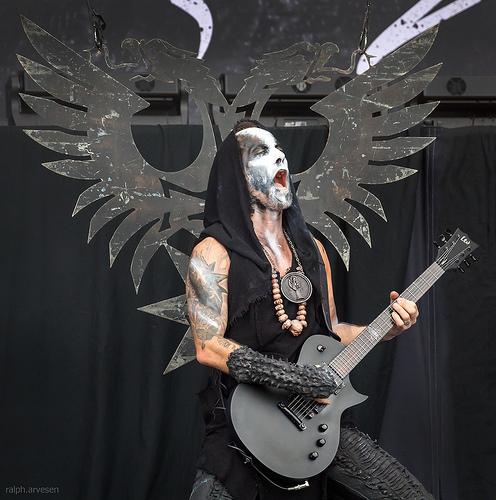 Behemoth performing in Austin, Texas (2016-06-20)